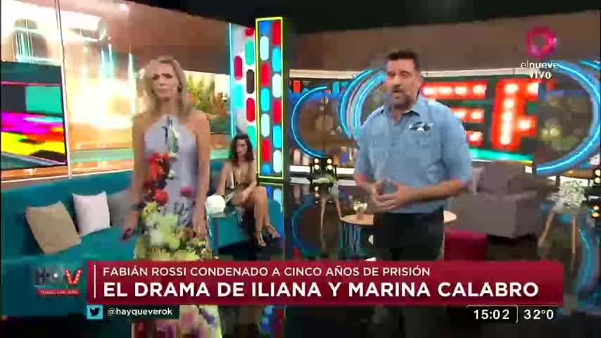 Hay Que Ver: El drama de Iliana y Marina Calabró