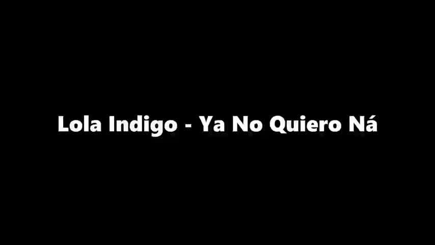 Lola Indigo