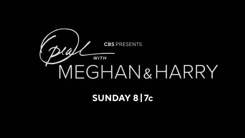Meghan Markle con Oprah