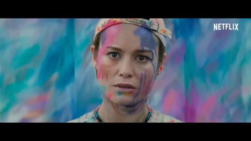 Brie Larson fue la directora debutante de Tienda de unicornios
