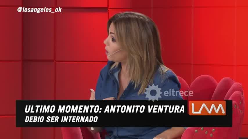 Internaron a Antonito Ventura: El drama de Luis Ventura con la salud de su hijo
