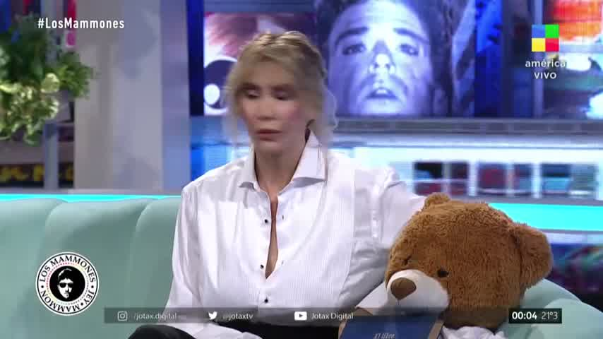Guillermina Valdés contó su historia de amor con Marcelo Tinelli