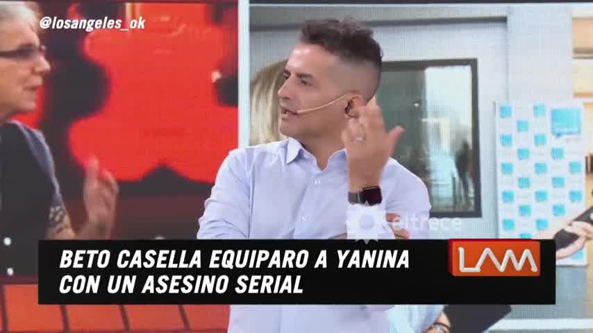 """Yanina y Taboada, fuerte tensión: El aire se cortó con tijera y Andrea no arrugó \""""Es mala persona\"""""""