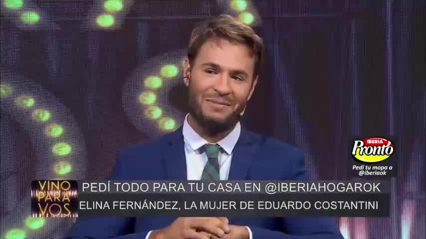 Elina Fernández confesó que está buscando un hijo con Eduardo Costantini