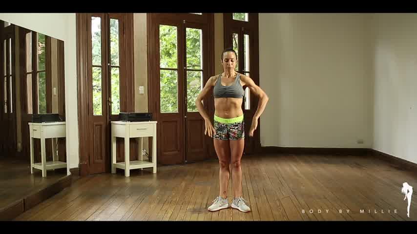 Rutina de piernas para tonificar