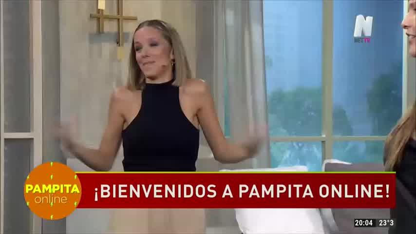 """Pampita reveló cuál es su \""""placer culposo\"""" que involucra a un famoso cantante"""