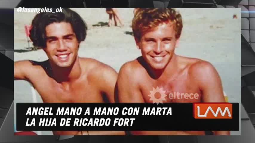 Marta contó en que gasta la fortuna que le dejó Ricardo Fort