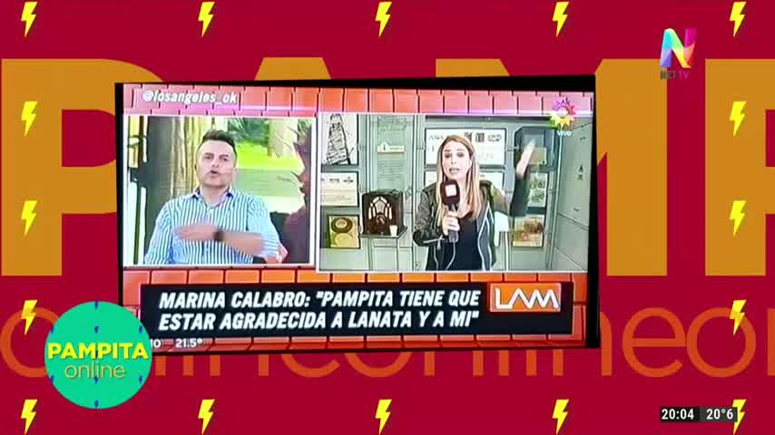 """Pampita habló sobre cómo le caen las criticas en pleno embarazo: \""""Todo me resbala\"""""""