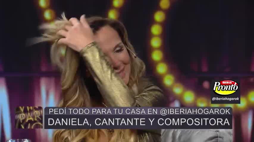 La cantante Daniela se emocionó al recordar como su hija mayor venció al cáncer