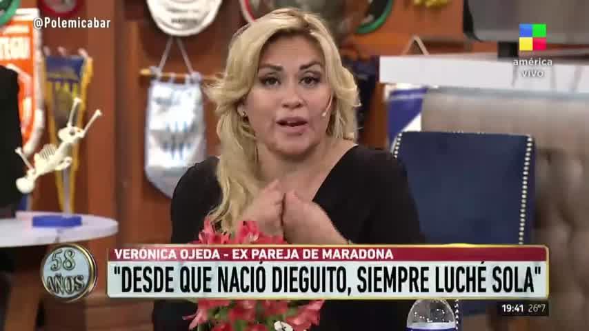 Verónica Ojeda le contesta a Morla