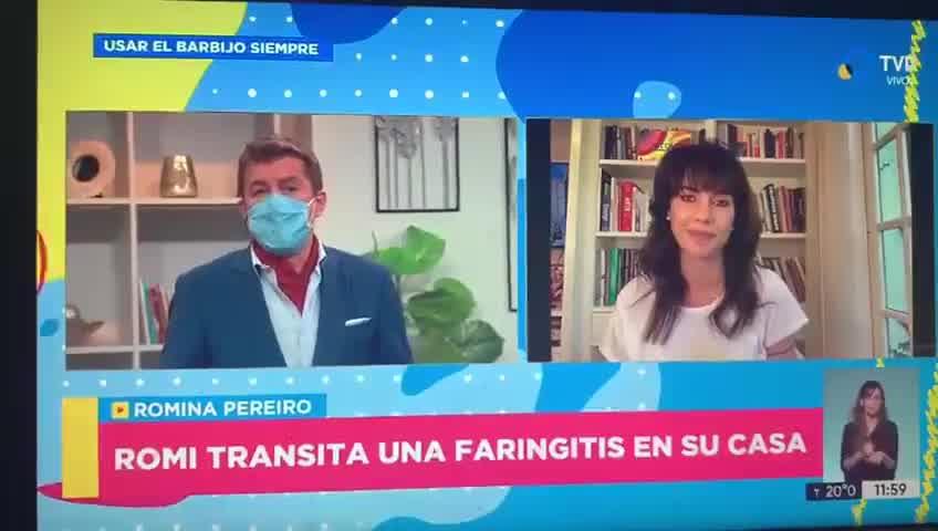 El pedido público de Romina Pereiro por Jorge Rial