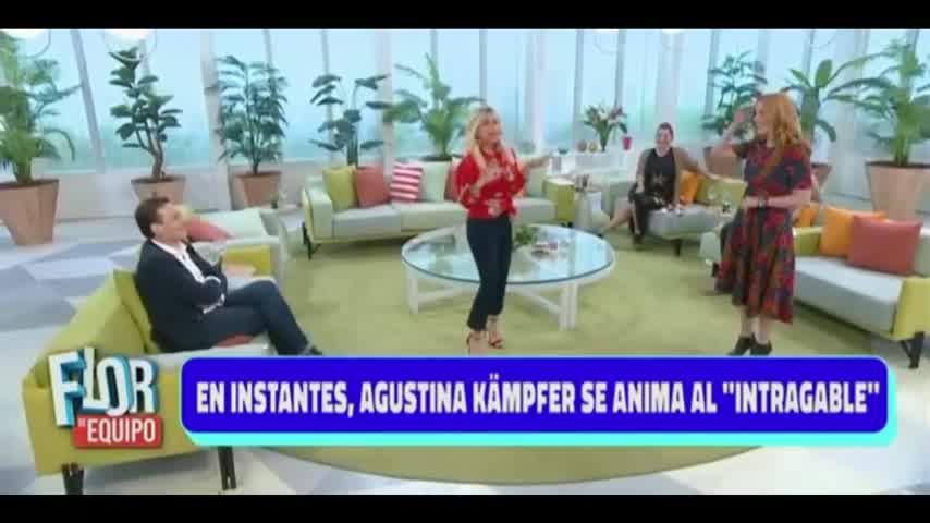 Agustina Kämpfer detalló que cosas hizo con su placenta