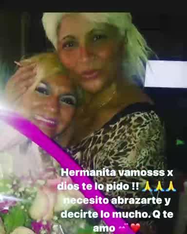 """Falleció por Coronavirus la hermana de Gladys, \""""la bomba tucumana\"""""""