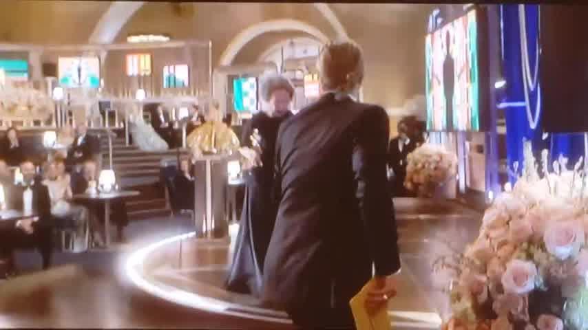 Brad Pitt en los Oscar: Así fue su inminente aparición