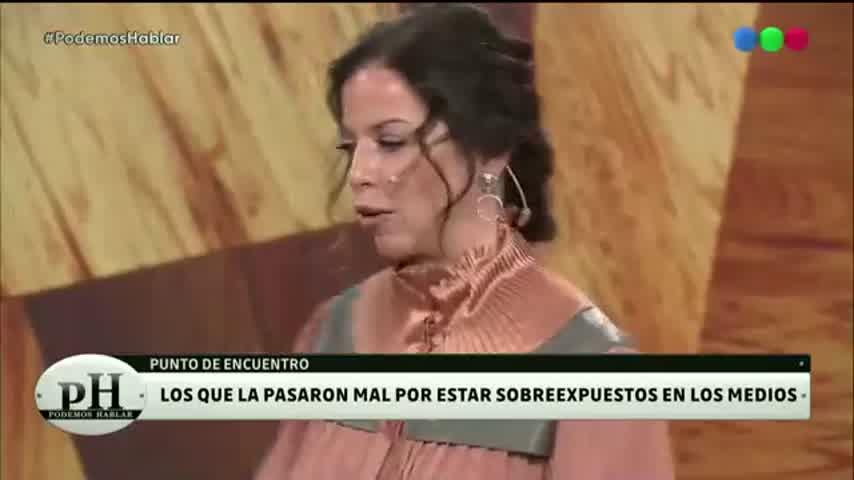 Mercedes Funes recordó el mal momento que vivió cuando se separó de Nico Vázquez