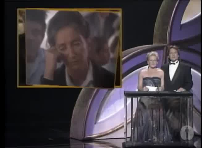 Olympia Dukakis Wins Supporting Actress: 1988 Oscars