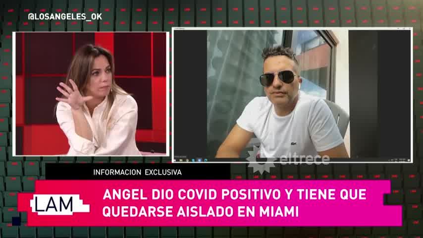 Ángel no arrancará en #LaAcademia por su Covid y Yanina Latorre ya está lista para reemplazarlo