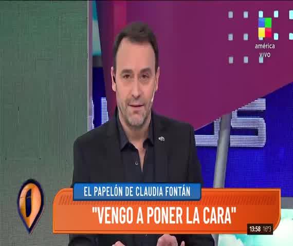 La frase que Claudia Fontán habría dicho sobre Germán Martitegui