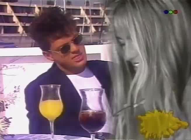 Luis Miguel - Jugate Conmigo, Cris Morena - Argentina 1992 - TELEFE