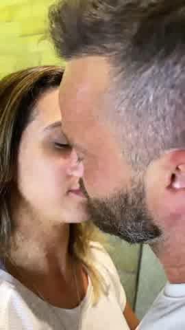 Cinthia Fernández compartió un video en donde está muy cerca de Martín Baclini