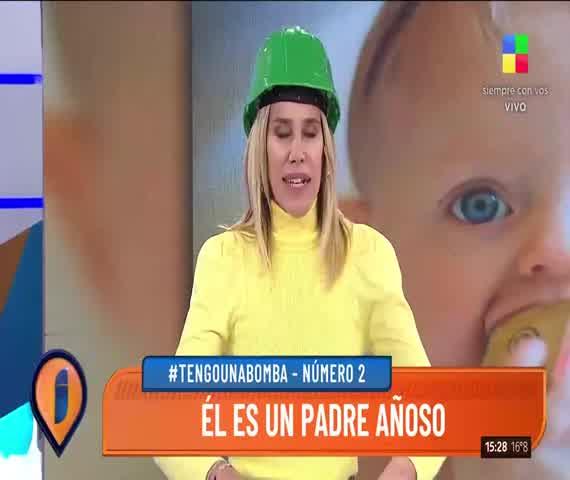 Sebastián Estevanez y su mujer Ivana Saccani esperan su cuarto hijo