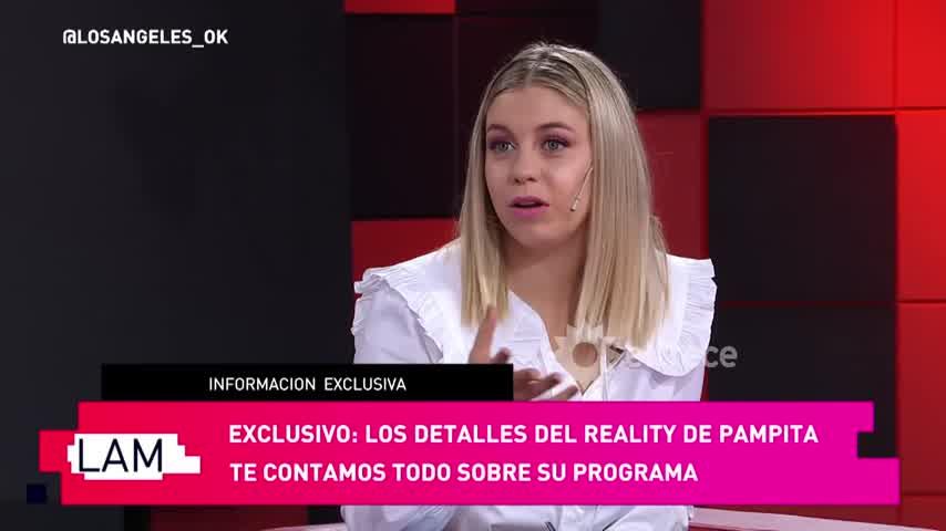 Marcelo Tinelli adelantó cómo se va a llamar la hija de Pampita