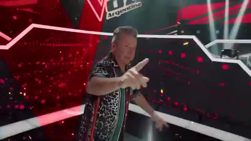 Ricardo Montaner la voz