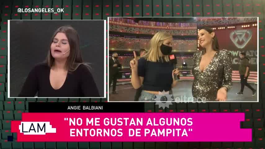 """Angie Balbiani habló de los rumores que la vincularon con Jorge Rial: \""""Afectó mi honrra\"""""""