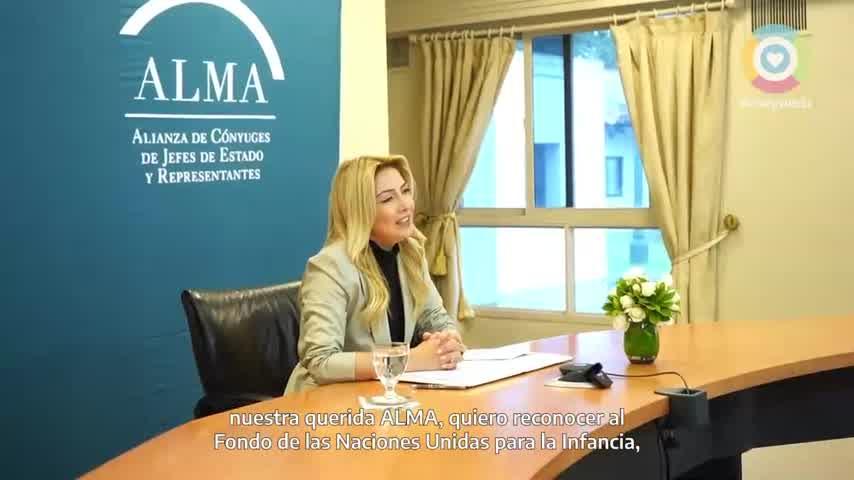 Fabiola Yáñez por los cuidados de la Primera Infancia en América Latina y el Caribe
