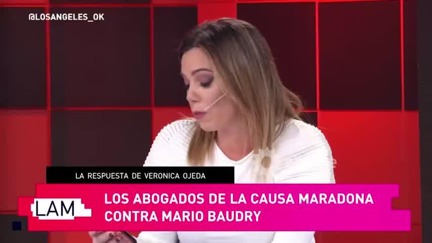 Apareció la ex de Daniel Osvaldo y le hizo una fuerte advertencia a Gianinna Maradona
