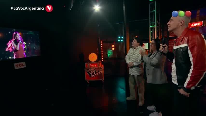 "Jassiel Colmenares - \""Mi gente\"" - Audiciones a ciegas - La Voz Argentina 2021"