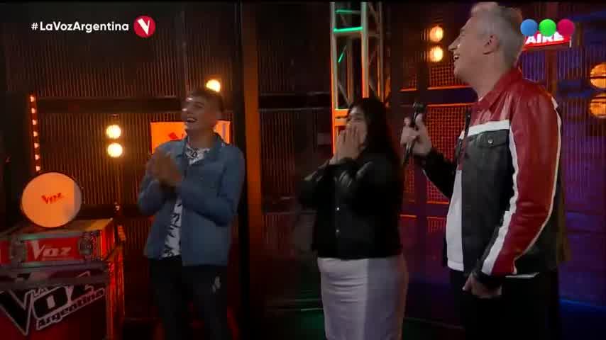 La Voz Argentina: Lali Espósito y La Sole se fueron del piso enojadas con una participante