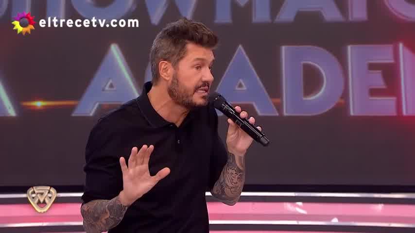 Roberto García Moritán en La Academia