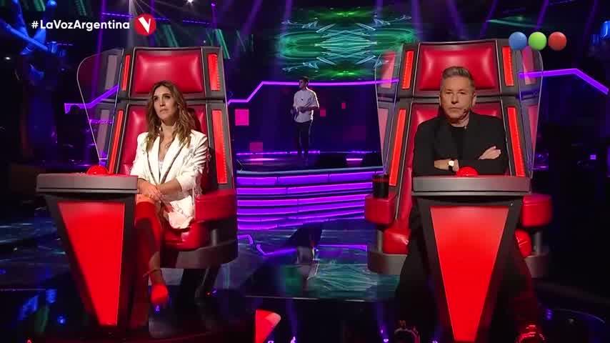El error de Lali Espósito en La Voz Argentina