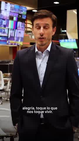 Roberto García Moritán hablando de Pampita en TN
