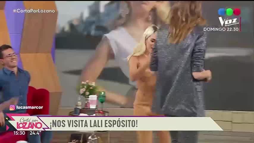 Lali Espósito en Cortá por Lozano