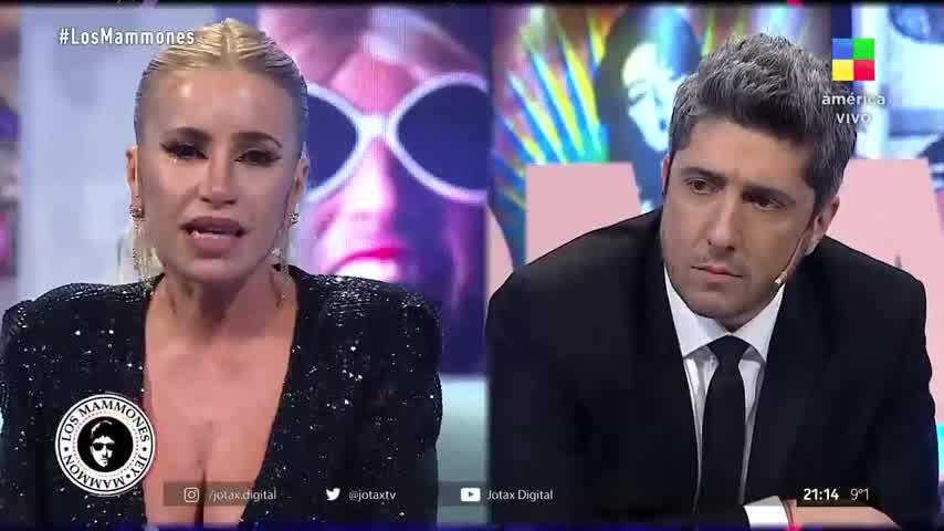 """El descargo de Florencia Peña por su visita a Olivos: \""""Es difícil ser mujer\"""""""