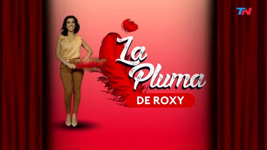 "Roxy Vázquez anunció que está embarazada: ""Es una caricia al alma"""