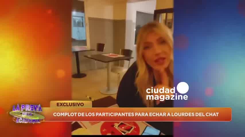 """Escándalo en """"La Academia"""": Se filtraron chats del grupo de famosos en medio de quejas por los reemplazos"""