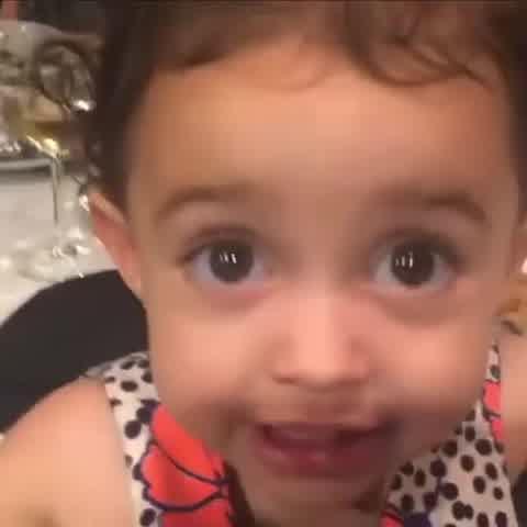 VIDEO | Mirá como creció y lo grande que está Lola, la hija de Pamela David y Daniel Vila