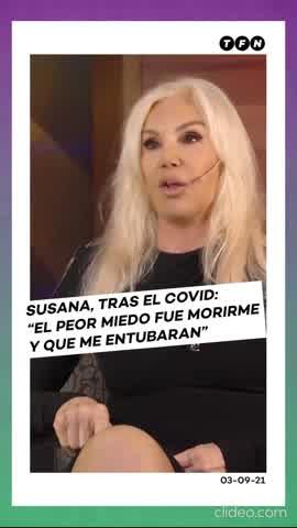 Susana Giménez volvió a la TV y anunció cuándo será su regreso definitivo