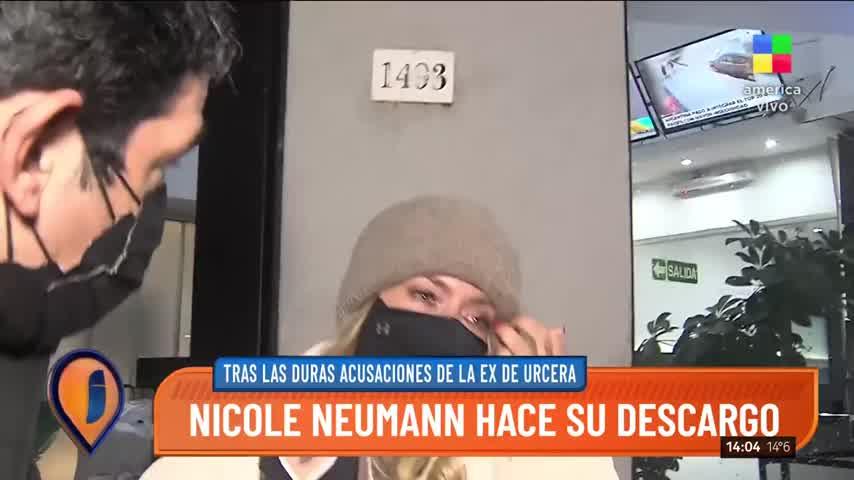 Nicole Neumann sobre su relación con Cubero