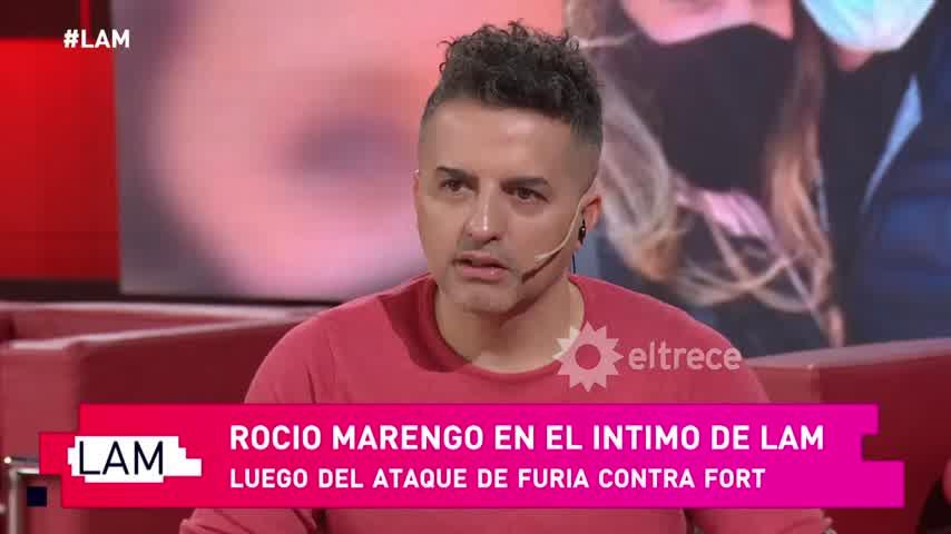 Rocio Marengo en LAM
