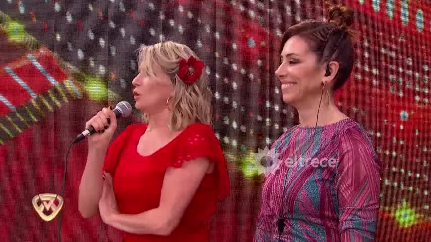 El tenso momento de Guillermina Valdés y Marcelo Tinelli en vivo