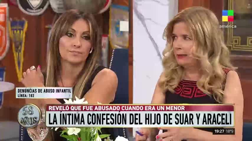 Luis Ventura confesó que fue abusado