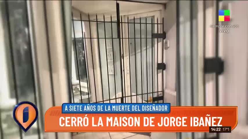 Cerró la maison de Jorge Ibañez