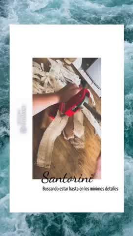 Santorini Carteras