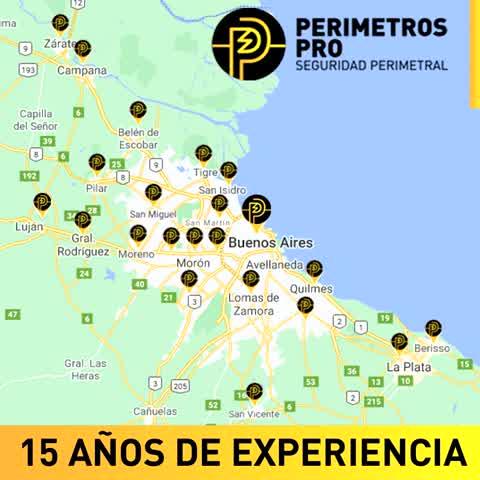 Perimetros Pro