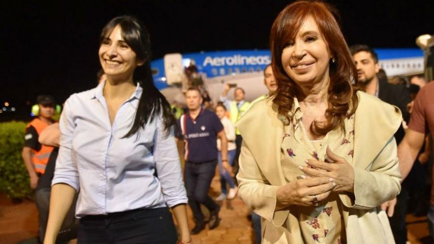 La trastienda de la visita de Cristina Fernández en Posadas