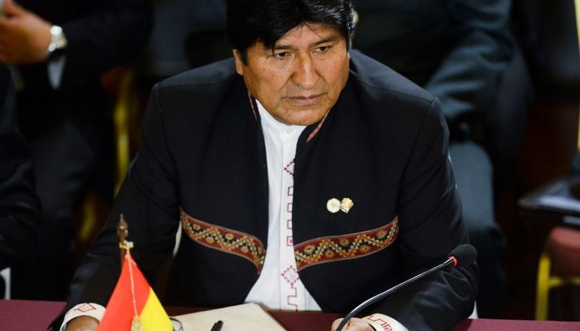 Transcurre con normalidad la elección en Bolivia